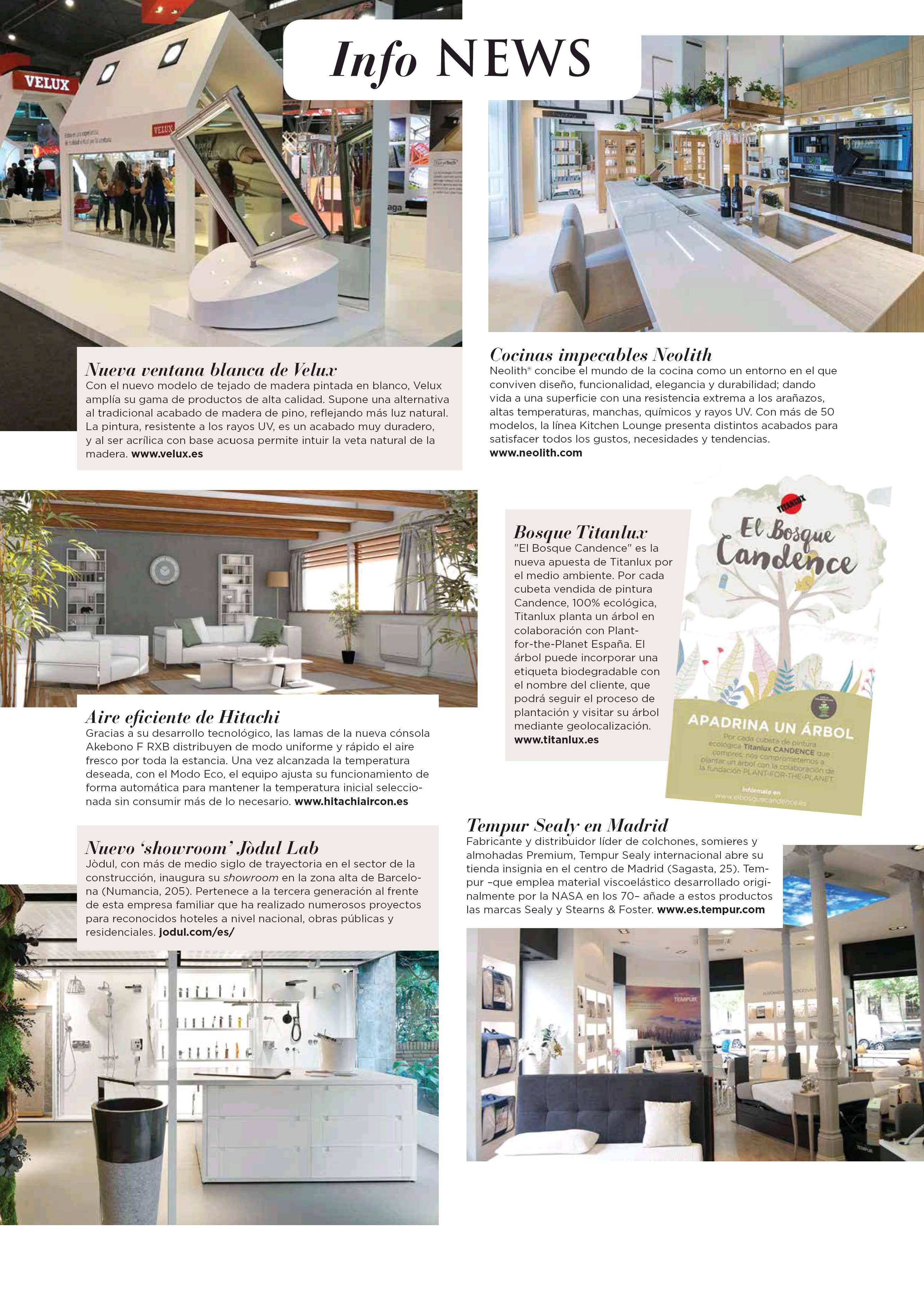 En Julio J Dul Lab En La Revista De Decoraci N Interiores